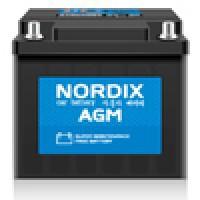 Новые аккумуляторы Nodrix AGM уже в Автобиз!
